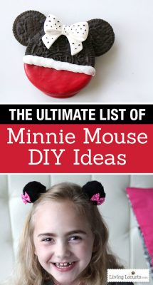 The Ultimate List of Minnie Mouse Craft Ideas!
