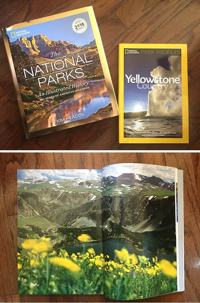 Yellowstone Park - National Geographic Books