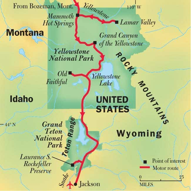 Exciting family vacation on a National Geographic Family Expedition to Yellowstone and Grand Teton National Parks! Fun trip for the whole family.