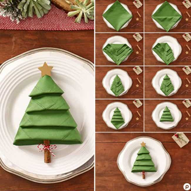 Christmas Tree Garland Ideas