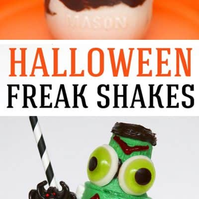 Spooktacular Halloween Milkshake Recipes You Have to Try!