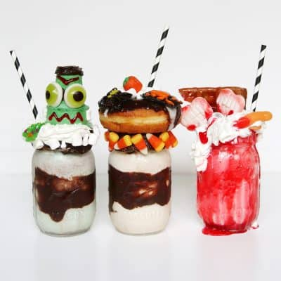Halloween Milkshakes You Have to Try!