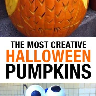The Most Creative Halloween Pumpkins