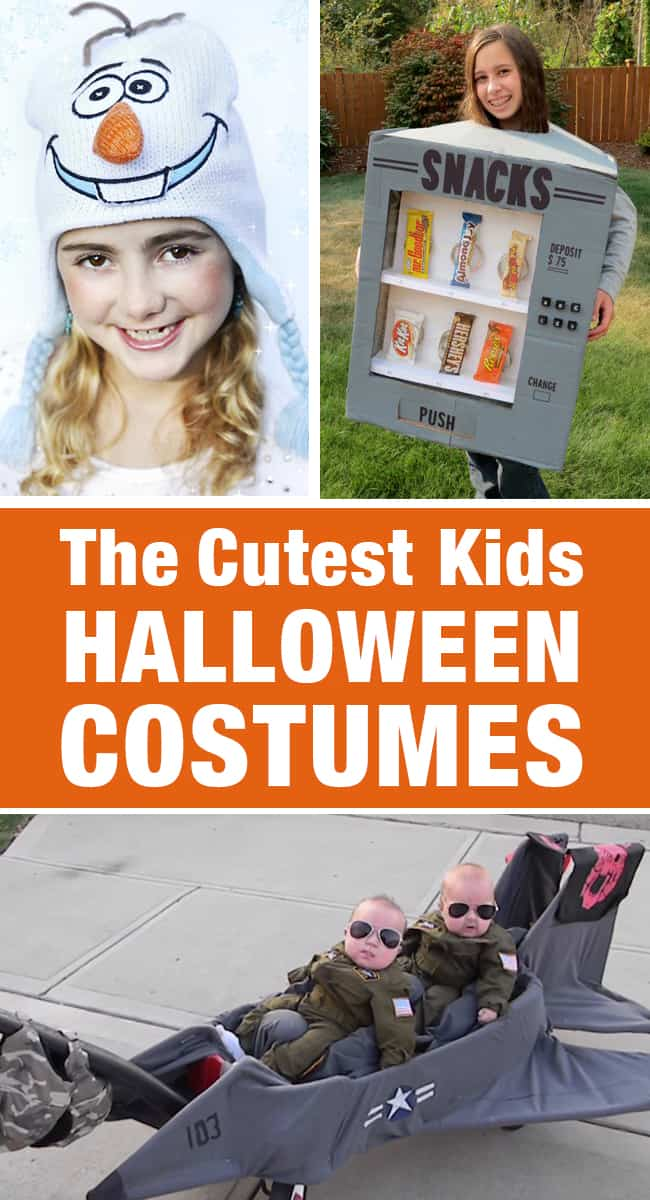 Over 25 Cute Halloween Costumes For Kids! Inspiring Baby Costumes, Plus Fun  Child And Teen Costume Ideas. Easy Last Minute DIY Halloween Costumes.
