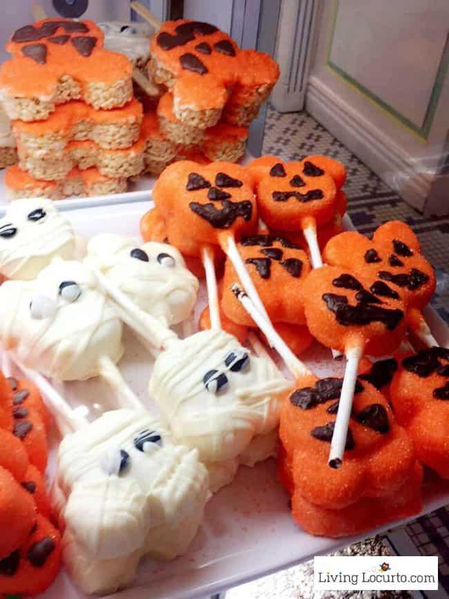 Mickey Mouse Halloween Cookies No Bake Oreo Treats