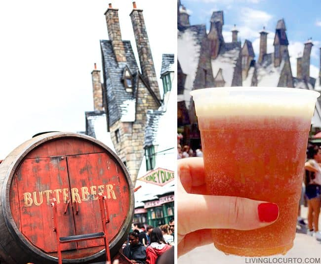 Drink Butterbeer! 10 Things you MUST do at Universal Orlando! Learn about rides and attractions you can't miss! What's new and coming soon at the Wizarding World of Harry Potter and more with family vacation and travel tips. LivingLocurto.com