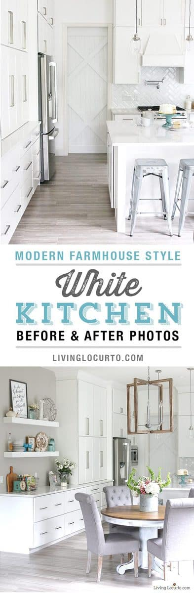 farmhouse kitchen decorating ideas | 10 must-haves for a modern