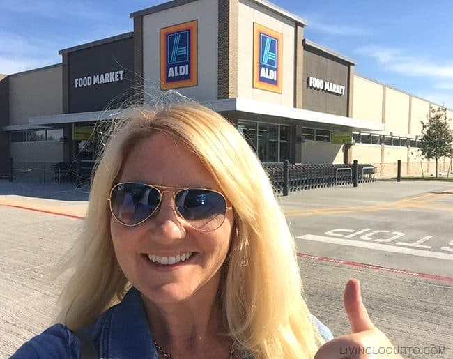 Texas Food Blogger Amy Locurto ALDI Review. 10 great things to buy at ALDI. Save money on groceries with these delicious food ideas! Inspiring party appetizer for under 10 bucks.