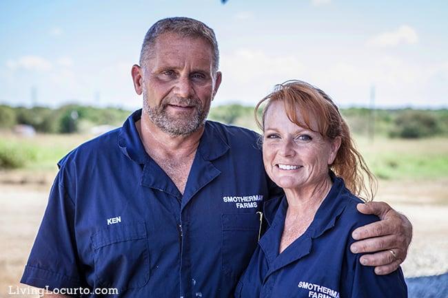 Honeysuckle White Turkey Farmers - Ken and Dana
