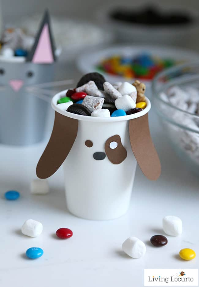How To Make A Puppy Craft