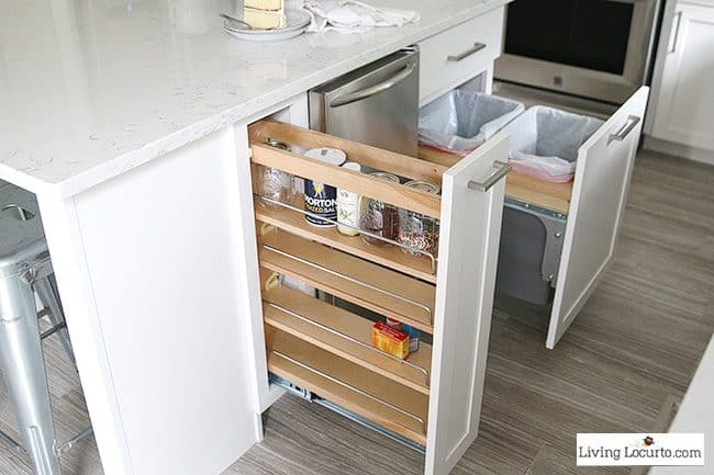 The Best Kitchen Cabinet Organization Ideas This Modern Farmhouse White Is Full Of Clever