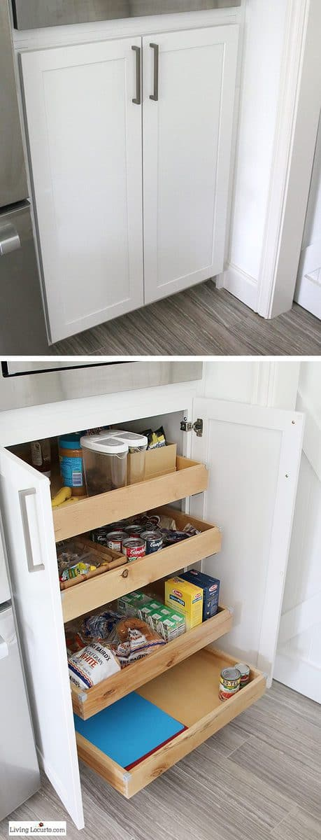 Kitchen Cupboard Organizing The Most Amazing Kitchen Cabinet Organization Ideas