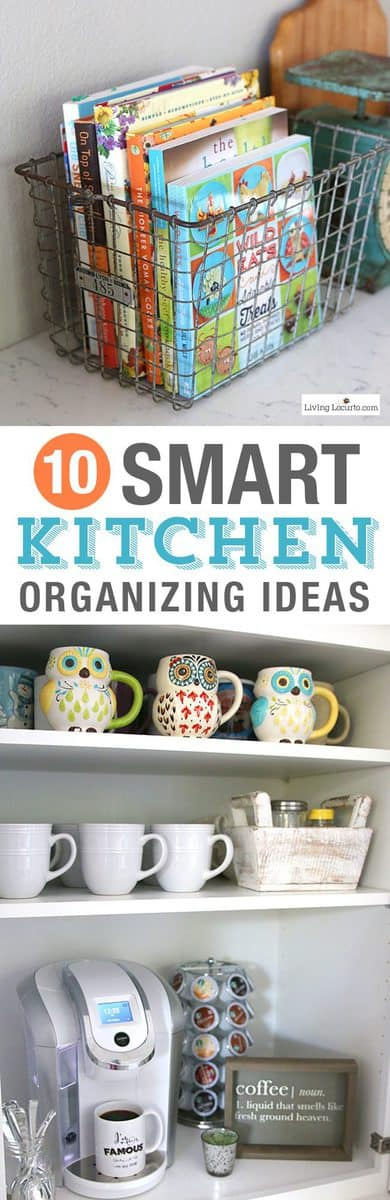 Organizing Tips For Kitchen 10 clever organization ideas for your kitchen kitchen organizing ideas 10 clever organization ideas for your kitchen whether you are planning a new kitchen or workwithnaturefo