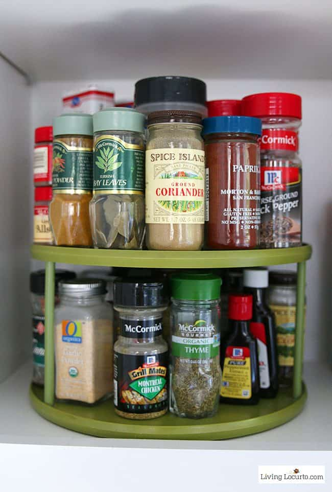 kitchen spice organization ideas 10 clever organization ideas for your kitchen kitchen 6113