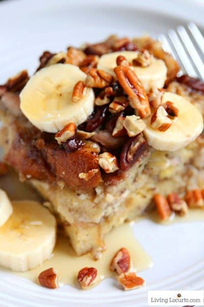 Banana French Toast Instant Pot Recipe