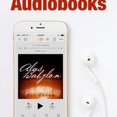 10 Best Historical Fiction Audiobooks