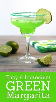 Best Green Margarita Recipe