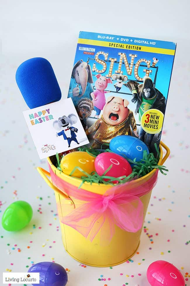 The Sing Movie Birthday Cake