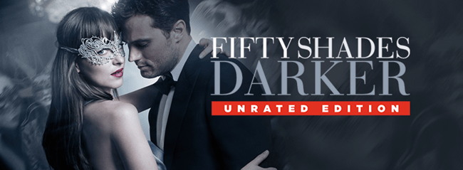 Fifty Shades Darker movie party ideas