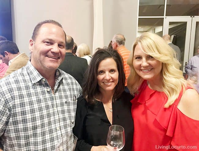 Top 3 Favorite Things to do in Oklahoma. Travel Tips - Wine Forum Tasting Amy Locurto Parkhill Liquors