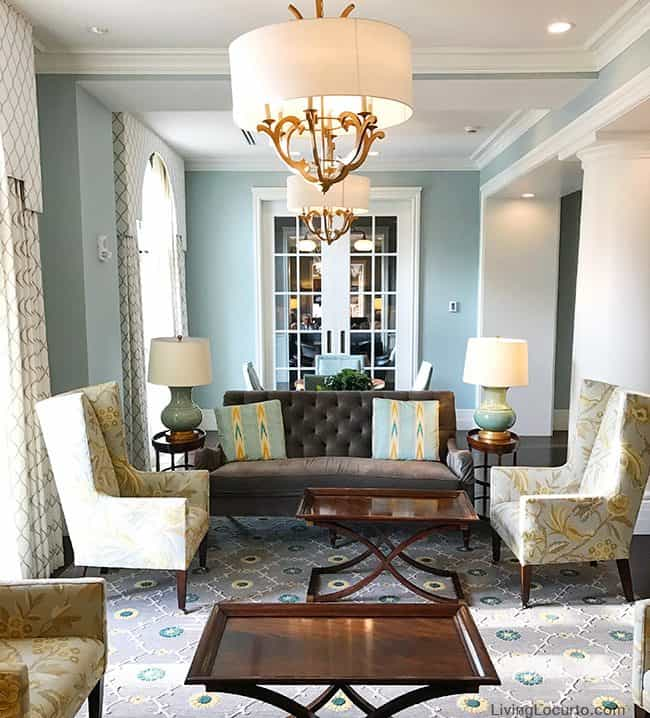Top 3 Favorite Things to do in Oklahoma. Travel Tips - The Atherton Hotel Lobby