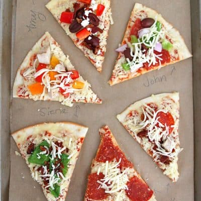 Pizza Party Ideas | How to Make a Pizza Bar