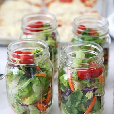 10 Easy Salad Recipes Perfect for Pizza