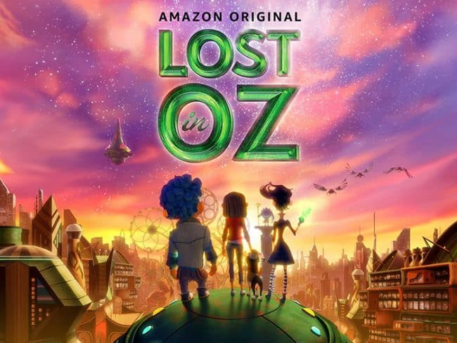 Lost in Oz is a new Amazon Original kids series!