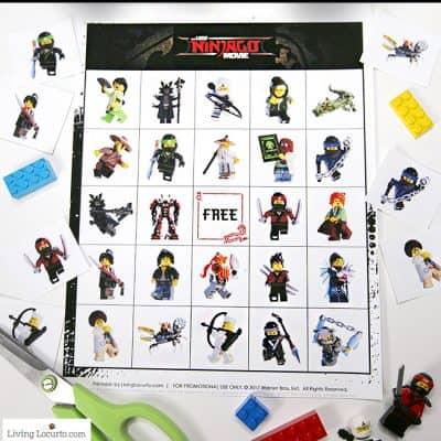 Lego bingo game Archives - Living Locurto