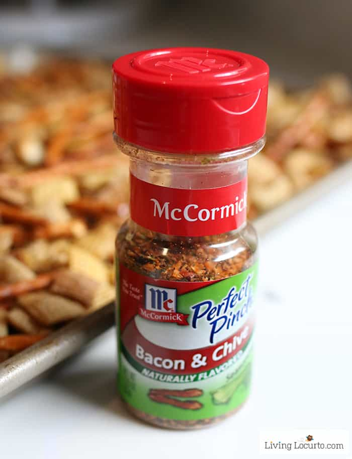 How to make Easy Brown Sugar Bacon Chex Mix recipe!