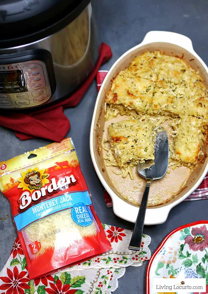 Instant pot chicken tetrazzini easy pressure cooker recipe forumfinder Image collections