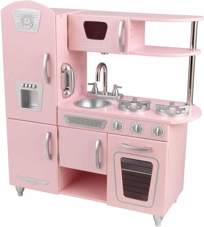 Amazon Black Friday Inside Scoop - Pink Toy Kitchen Kid Holiday Gifts