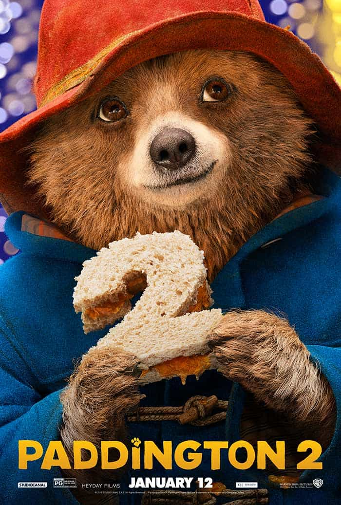 Paddington bear donuts and milk are adorable no bake party treats! A simple DIY fun food recipe idea inspired by PADDINGTON 2 in theaters January 12.