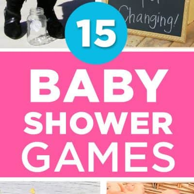 15 Refreshingly Different Baby Shower Games