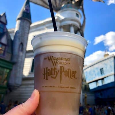 Easy Butterbeer Recipe