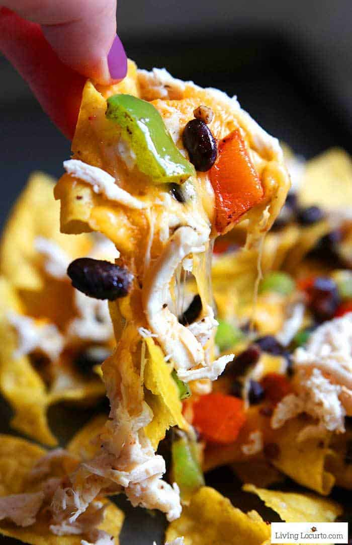 Easy Baked Nachos Recipe and Tortilla Soup