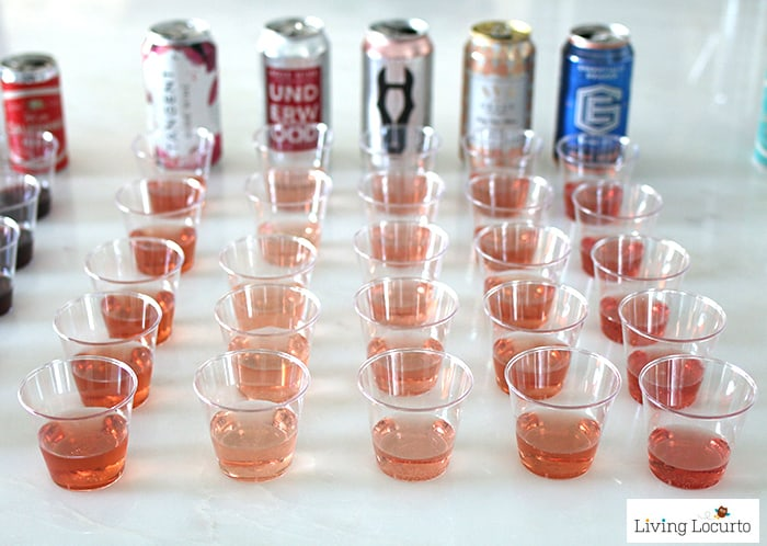 The Best Canned Wine Taste Test. The ultimate canned wine taste test to find the BEST canned wine for you to drink at your next party.