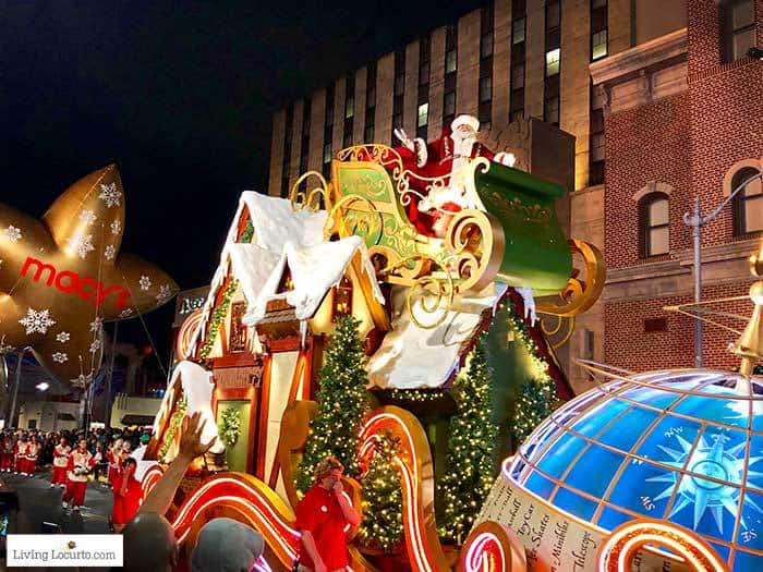 Santa Macys Parade | Christmas at Universal Orlando. Learn what's new this holiday season and get travel tips to make your Christmas vacation special.