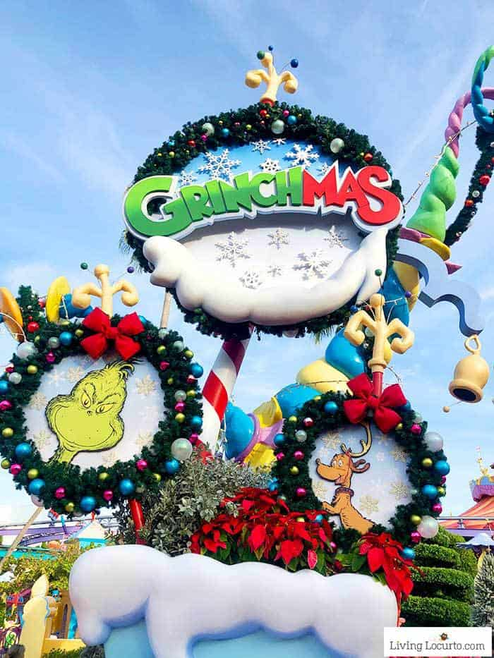 Grinchmas | Christmas at Universal Orlando. Learn what's new this holiday season and get travel tips to make your Christmas vacation special.