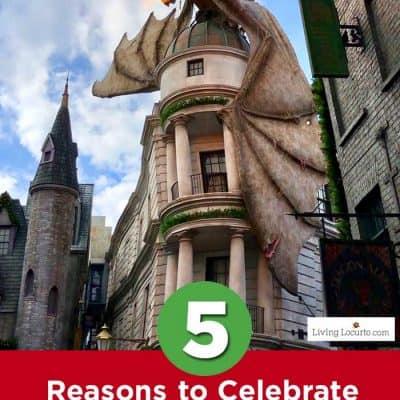 5 Reasons to Celebrate Christmas at Universal Orlando