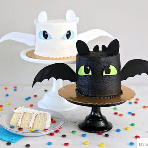 Superb How To Train Your Dragon Cake White Cake Recipe Living Locurto Funny Birthday Cards Online Alyptdamsfinfo