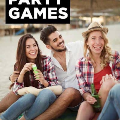 5 Fun Adult Party Games