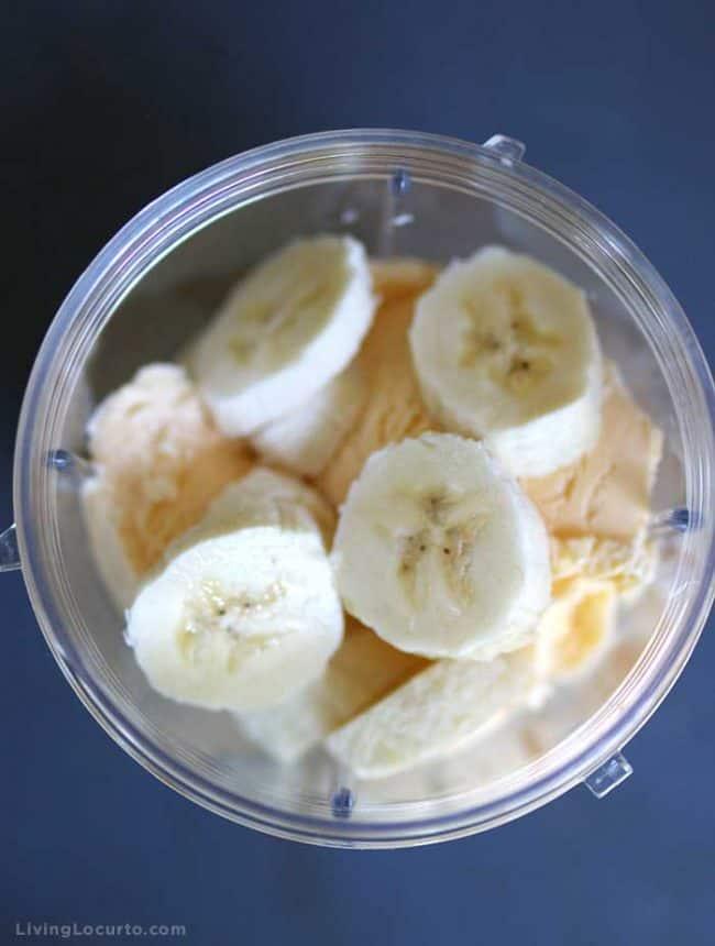 Banana Freakshake recipe