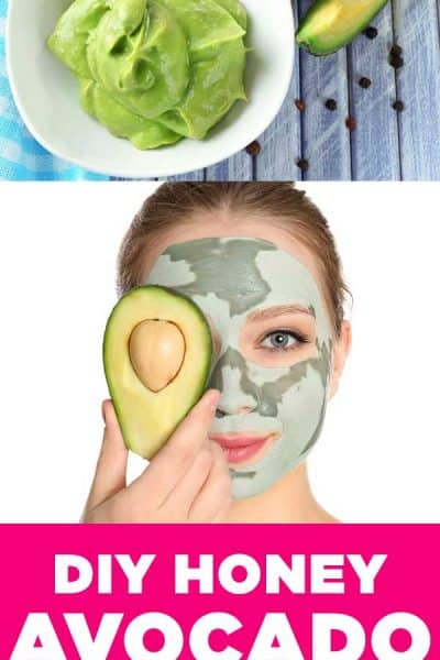 DIY Honey Avocado Face Mask Recipe - Easy Skin Care