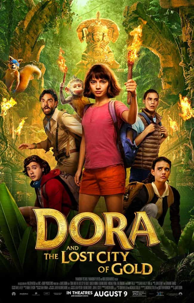 Dora Party Ideas inspired by Dora and the Lost City of Gold.