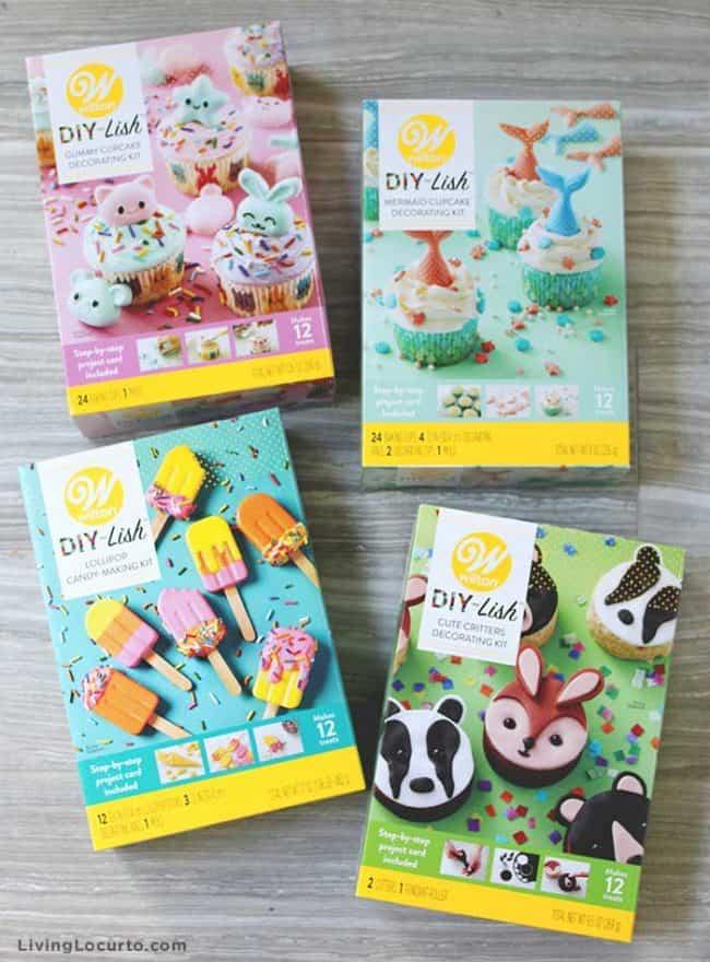 Wilton DIY-Lish Lollipop Candy-Making Kits