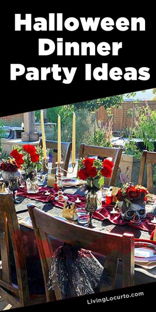 Halloween Dinner Party Ideas.Witch Halloween Party Ideas Witch S Night Out Living Locurto