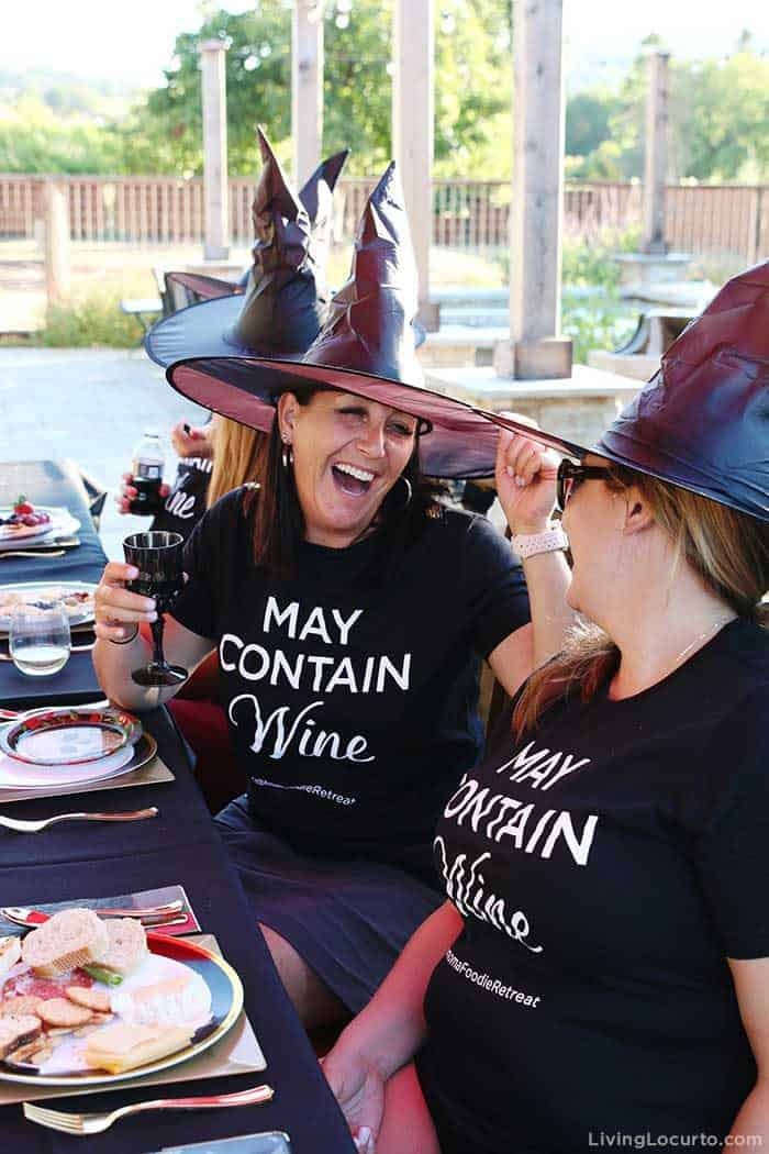 Food Bloggers - Halloween Party Ideas for a Witch's Night Out! Inspiration for hosting an epic gothic Witch Halloween Party.