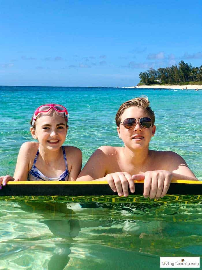 Sunset Beach North Shore - 2 Day Oahu Itinerary - Honolulu Hawaii Travel Tips - Living Locurto