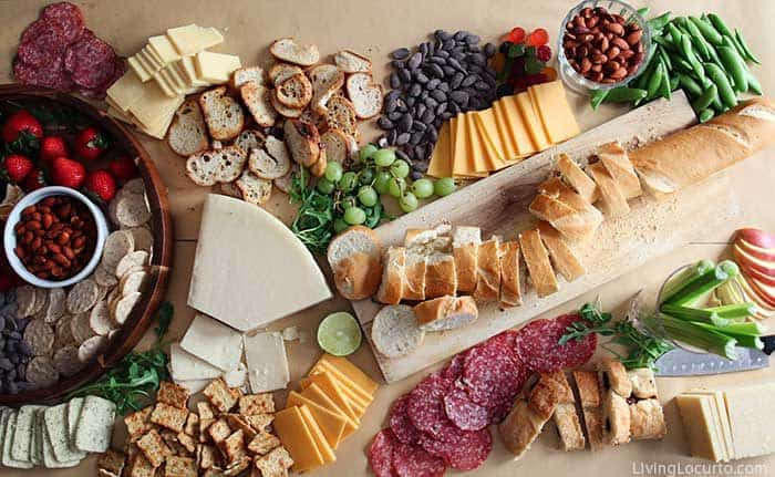 Epic Charcuterie Board - Tamron Camera Lens Review for Food and Lifestyle Bloggers.